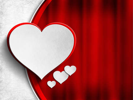 Valentines Day background photo