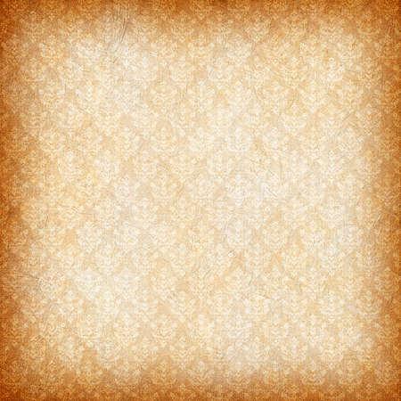 patterned wallpaper: Old patterned wallpaper