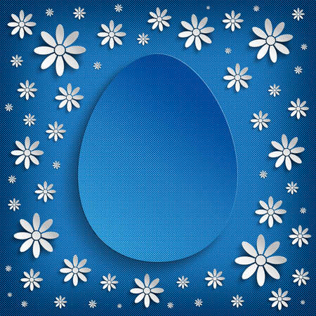 Happy Easter - background template photo