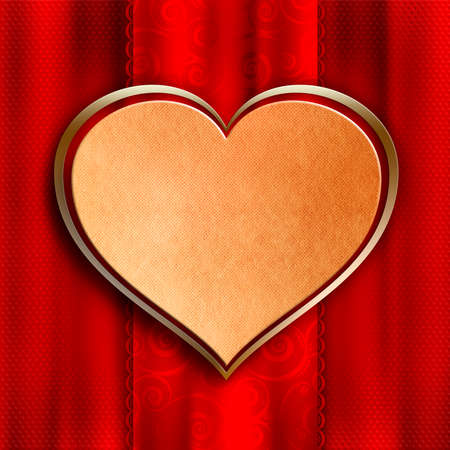 Valentine's Day - background template photo