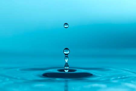 水: 水滴
