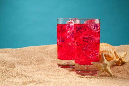 bebidas frias: