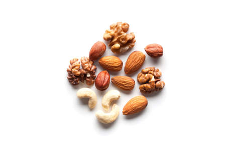 mixed nuts: Assorted mixed nuts