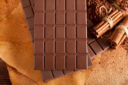 sweetmeats: Milk chocolate