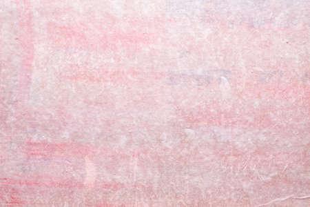 Wet wrinkled paper sheet - grunge background or texture