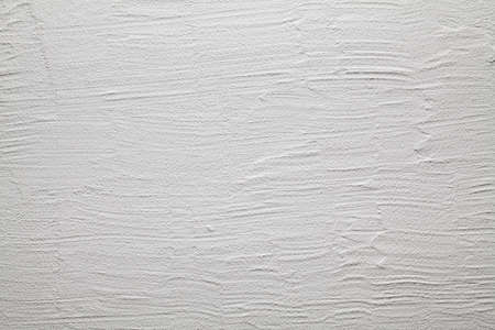 White plaster on the wall background or texture