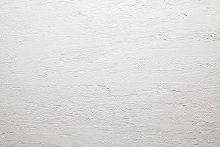 White plastered background or texture Stock fotó - 87401084