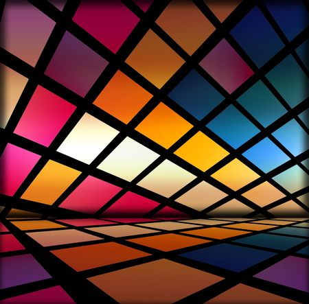 Futuristic Abstract Background photo