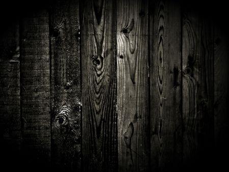 boarded: Dark Wood Background  Stock Photo