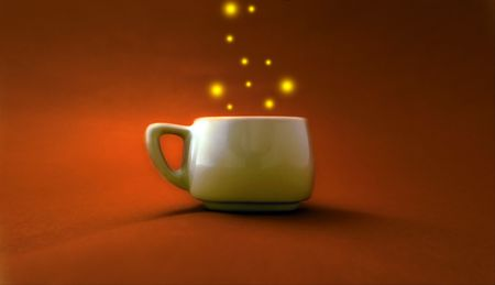 energize: Energetic Coffee Cup