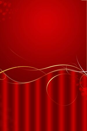 Decorative Holiday Background photo
