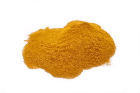 Turmeric Powder Stock Photo - 6701668