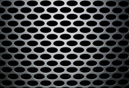 Metal Background Stock Photo - 6701768