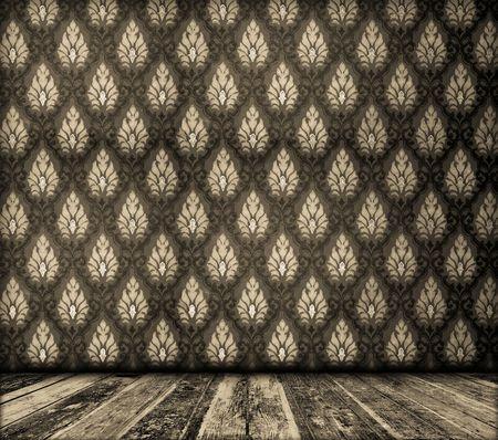 squalid: Vintage Interior