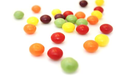 multicolored gumballs: Colorful Candies