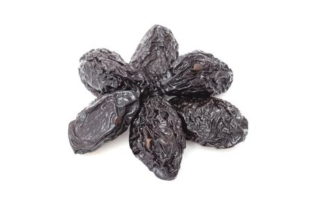 cathartic: Prunes Stock Photo