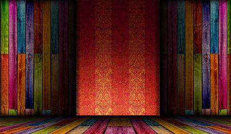 dimly: Creative Interior Design Stock Photo