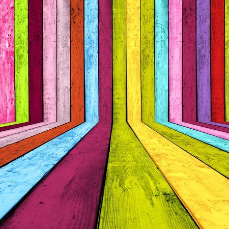 catchy: Vibrant Room