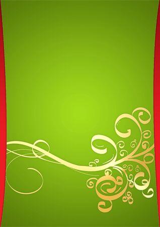 Ornamental Background Stock Photo - 6822816