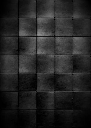 Dark Tiled Background Stock Photo - 6916895