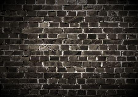 Dark Brick Background Stock Photo - 6917247