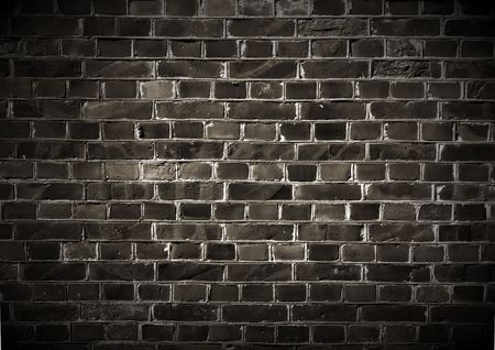 brickwall: Dark Brick Background