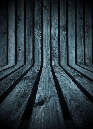 Dark Empty Room Stock Photo - 6917466