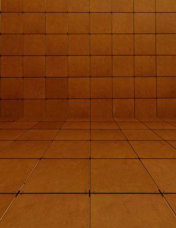 Tiled Room photo