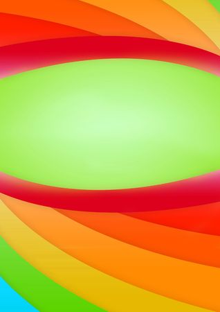 Multicolored Abstract Background Stock Photo - 6938469