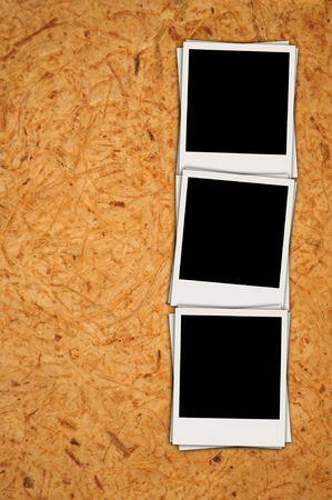 Blank Photos on Egyptian Papyrus photo