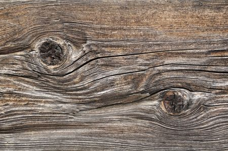 Knotted  Wood Background photo