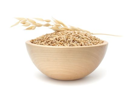 Bowl of Oats photo