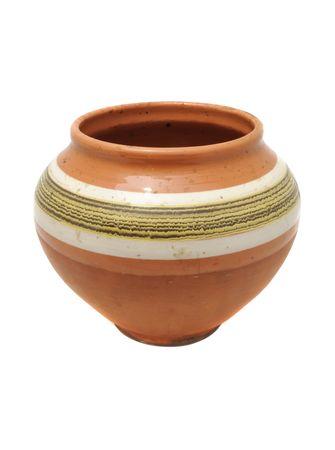 Vintage Clay Pot photo