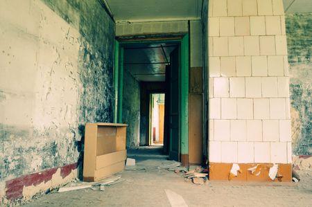Abandoned Room Stock Photo - 7716578