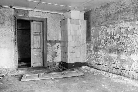 Desolate Room  Stock Photo - 7716582