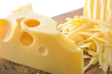 queso: Queso suizo