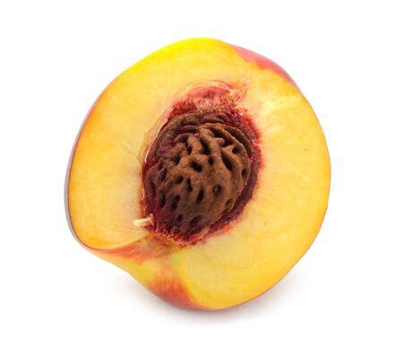 Half of Peach photo