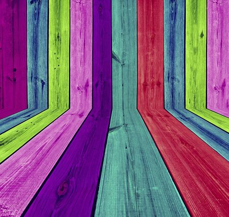 Creative Wooden Room photo