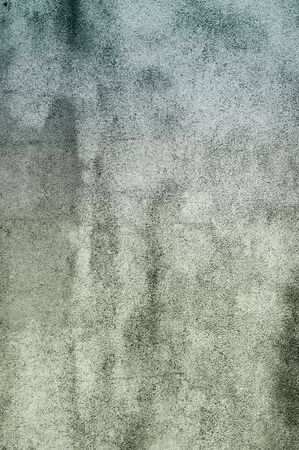 squalid: Shabby Concrete Wall Stock Photo