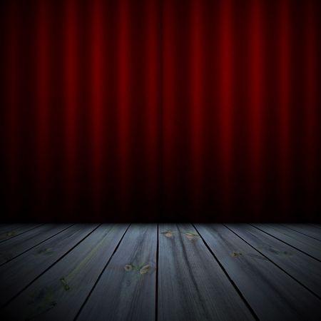 Empty Stage photo
