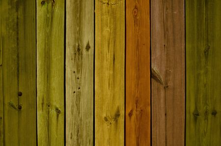 painted wood: Multicolored Wood Background