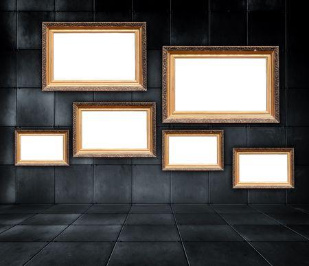 mus�e: Galerie d'art Banque d'images