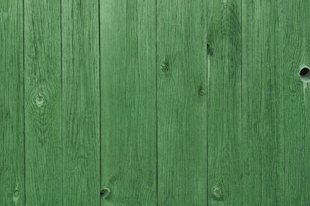 painted wood: Green Wood Background