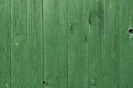 knotting: Sfondo verde di legno