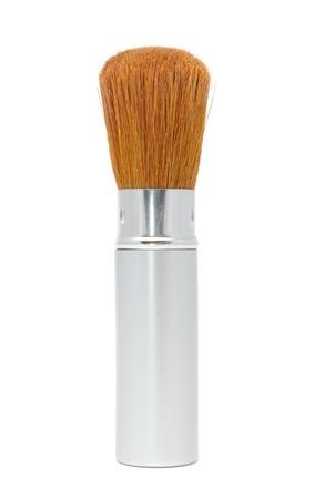 Makeup Brush Isolated on White Background Stock Photo - 8797190