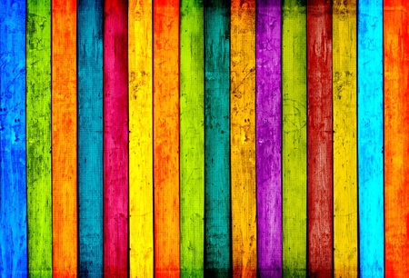Colorful Wood Background Stock Photo - 9006388