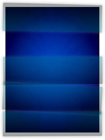 Striped Blue Background photo