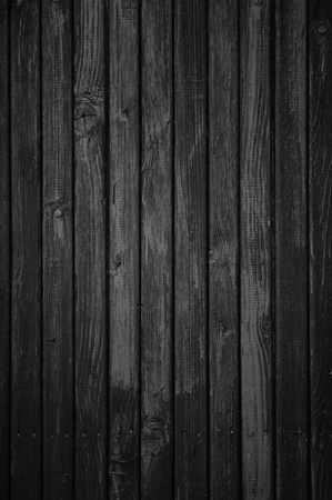 black wood texture: Dark Wood Background