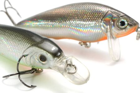 Fishing Lures (Wobblers) Stock Photo - 9572043