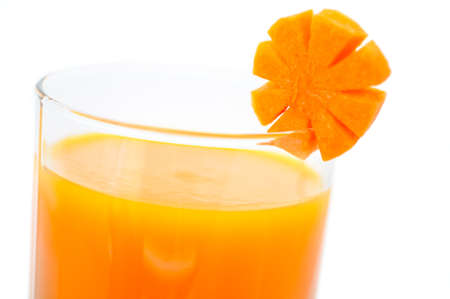 Carrot Juice Stock Photo - 9937174